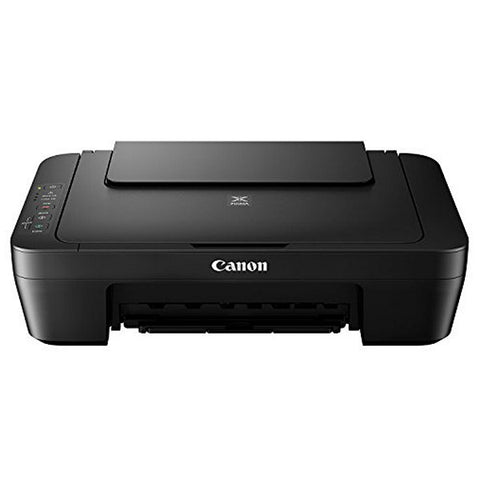 Multifunction Printer Canon A4 USB Black (Refurbished A+)