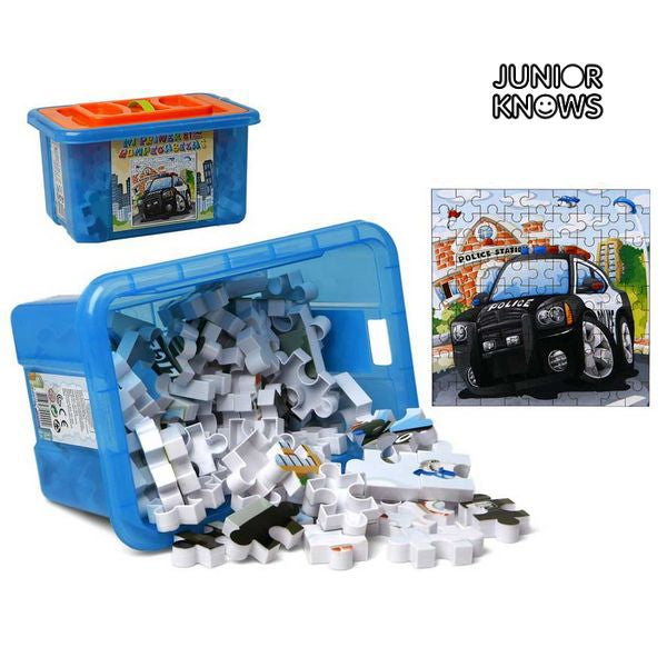 Puzzle in box Junior Knows 9902