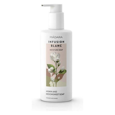 Shower Gel Mádara Infusion Blanc (300 ml)