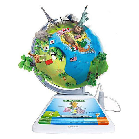 Interactive Toy Esfera Scientific Adventurer Diset (25 act)