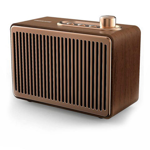 Bluetooth Speakers Philips TAVS300/00 Wood 4W