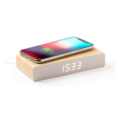 Alarm Clock with Wireless Charger 146264