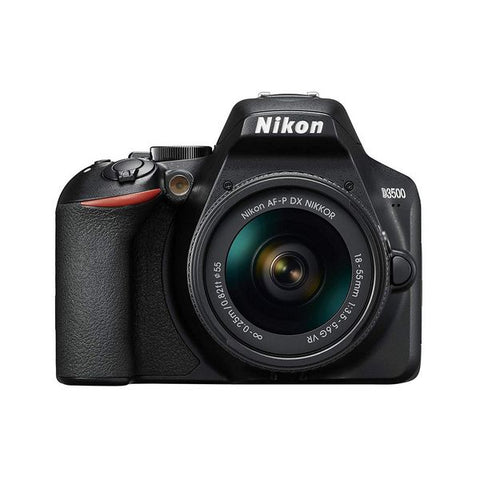 Reflex camera Nikon D3500 24,2 MP Full HD SD Bluetooth Black