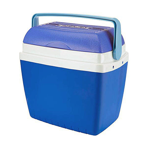 Portable Fridge 167383 Blue (45 x 46 x 25 cm) (Refurbished A+)