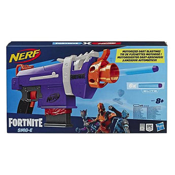 Dart Gun Hasbro Nerf Fortnite Purple (Refurbished D)