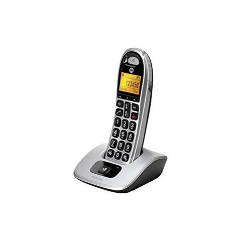 Wireless Phone Motorola E06000D70O1AEF29 Silver