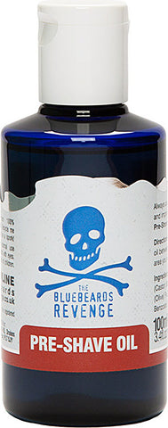 Pre-shaving Moisturising Oil The Ultimate Pre-shave Oil The Bluebeards Revenge (100 ml)