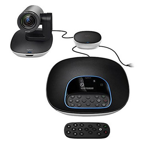 Video Conferencing System Logitech 960-001057 Full HD Black