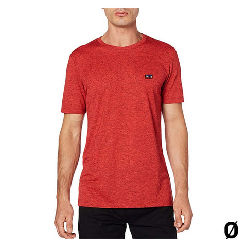 Men's Short Sleeve T-Shirt Jack & Jones MEL Red