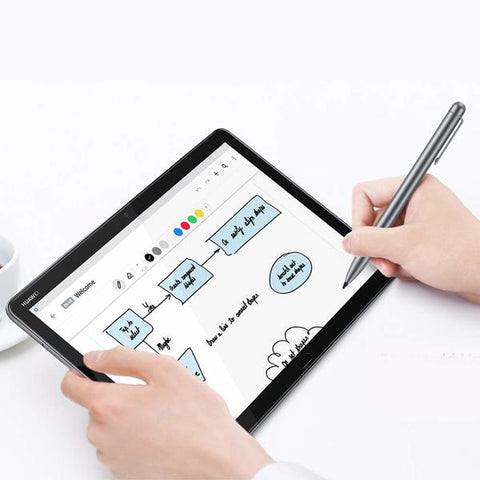 Ballpoint Pen with Touch Pointer Huawei Creative Capacity MediaPad M5Lite 10 Grey (Refurbished A+)