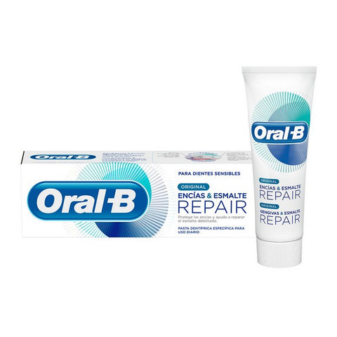 Toothpaste Sensitive Gums Repair Original Oral-B (75 ml)