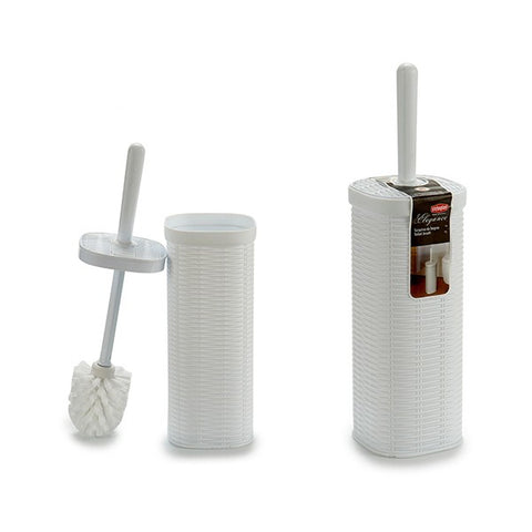 Toilet Brush White (11,5 x 40 x 11,5 cm)