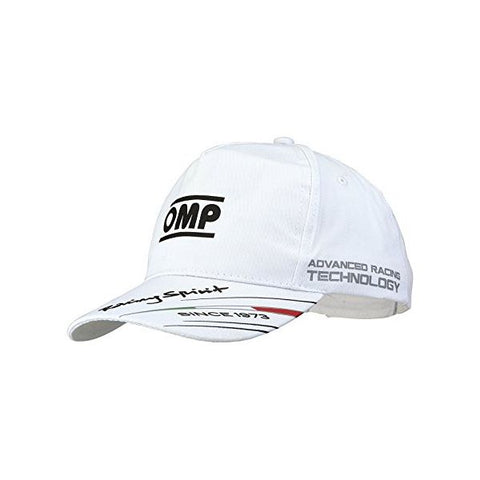 Child Cap OMP PR918C020 White (One size)