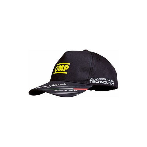 Child Cap OMP PR918C071 Black (One size)
