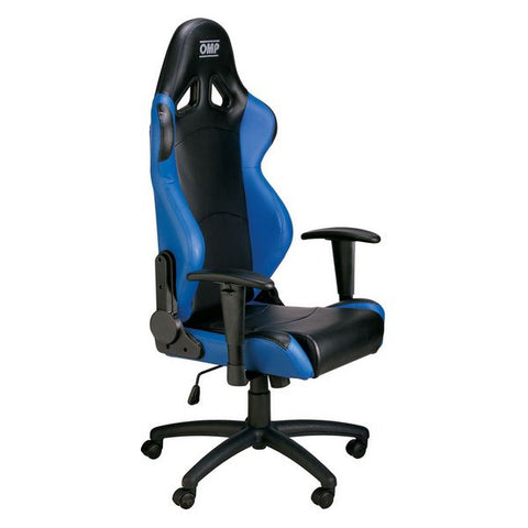 Gaming Chair OMP MY2016 Black/Blue
