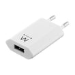 Wall Charger Ewent EW1200 100-240V White