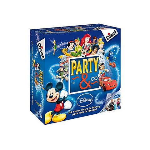Set Party & Co. Disney 3.0 Diset (ES)