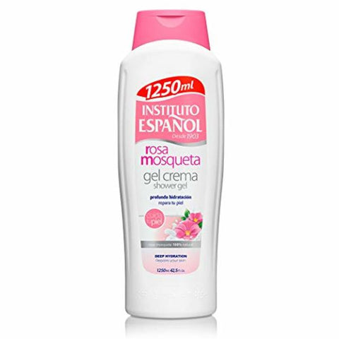 Shower Cream Instituto Español Rosehip (1250 ml)