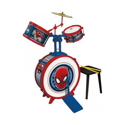 Drums Spiderman