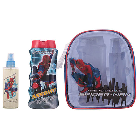 Child's Perfume Set Spiderman (3 pcs)