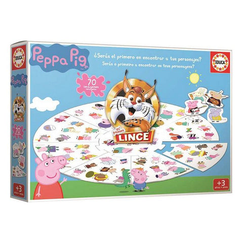 Educational Game Peppa Pig