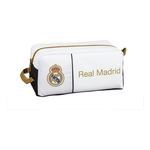Travel Slipper Holder Real Madrid C.F. White Black
