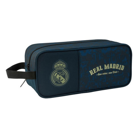 Travel Slipper Holder Real Madrid C.F. Navy Blue
