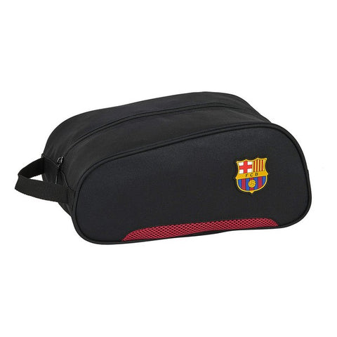 Travel Slipper Holder F.C. Barcelona Black