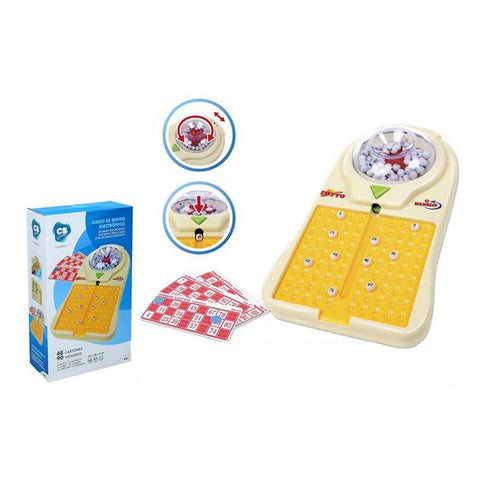 Bingo CB Games Electric Yellow