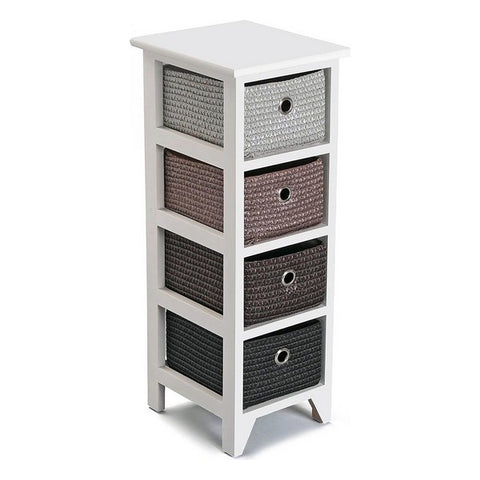 Chest of drawers Bath (30 x 72 x 25 cm)