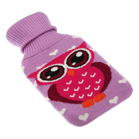 Hot Water Bottle Owl