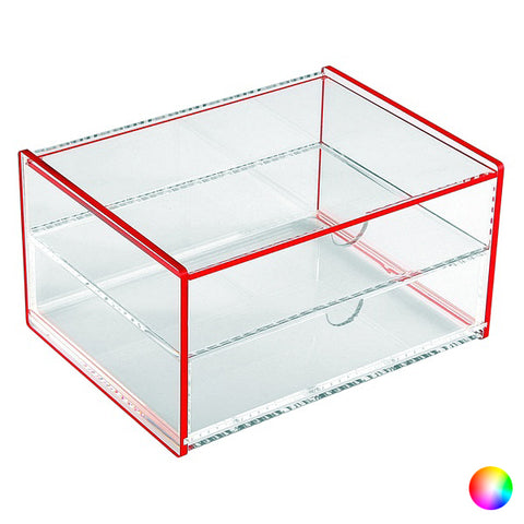 Box with compartments polypropylene