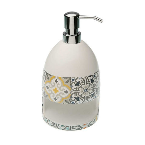 Soap Dispenser Alfama Stoneware (11 x 20,5 x 11 cm)