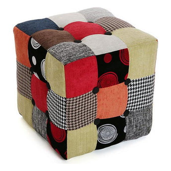 Stool Philippe Cotton (35 X 35 x 35 cm)