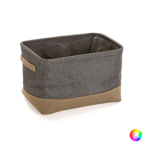 Multi-purpose basket Polyester (24 x 22 x 34 cm)