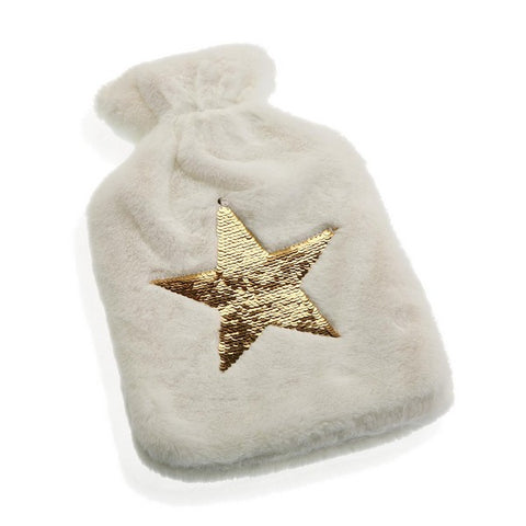 Hot Water Bottle Gold Star 2 l