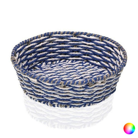 Decorative basket Paper Plastic (8 cm)