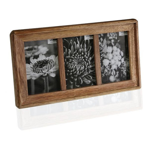 Photo frame Multiple Mango wood (35 x 20 cm)