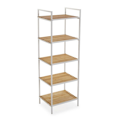 Bathroom Shelves White (32,5 x 120 x 39 cm)