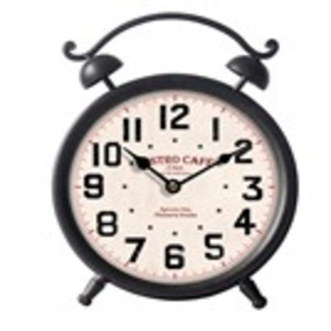 Table clock Metal
