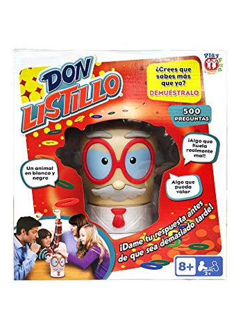 Board game Don Listillo IMC Toys