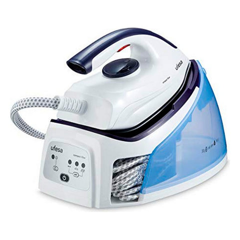 Steam Generating Iron UFESA PL2450 Compact 1,5 L 6 bar 2400W White