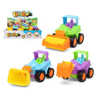 Construction Vehicles Cartoon Multicolour 116233