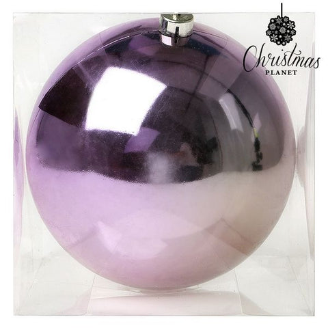 Christmas Bauble Christmas Planet 7544 20 cm Purple