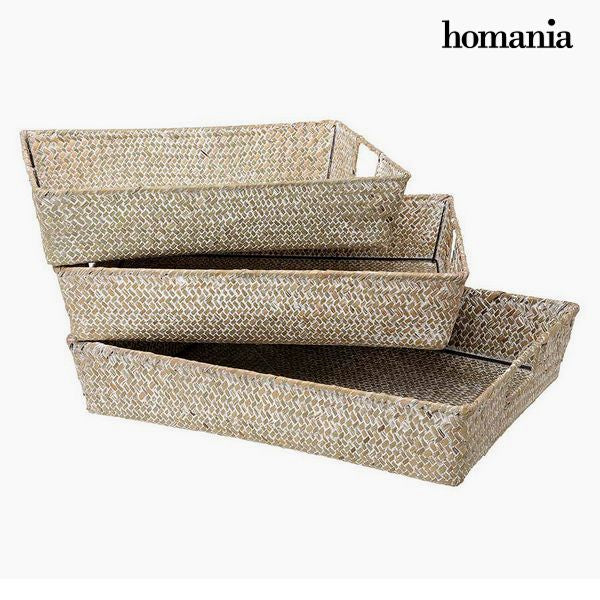 Set of Baskets Homania 1575 (3 pcs)