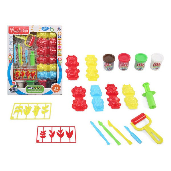Modelling Clay Game Learn And Play