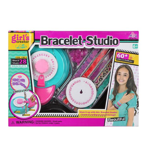 Bracelet Making Kit Bracelet Studio