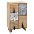 Wooden Chest of Drawers (5 Drawers) 110679