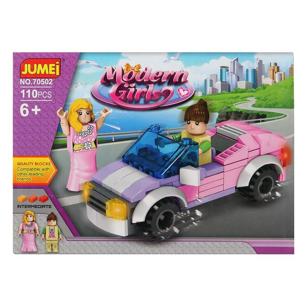 Building Blocks Game Modern Girl 119719 (110 pcs)