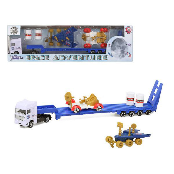 Vehicle Carrier Truck Space Adventure 113068